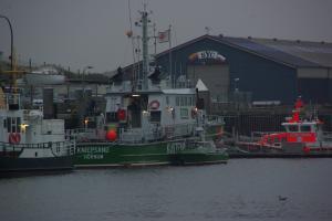 Photo of KNIEPSAND ship