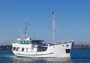 Photo of ORCA1 ship
