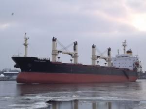 Photo of SEZAI SELAH ship