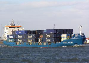 Photo of MARUS ship