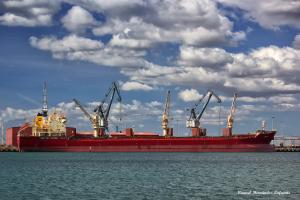 Photo of ORSULA ship