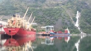 Photo of FEDERAL RHINE ship