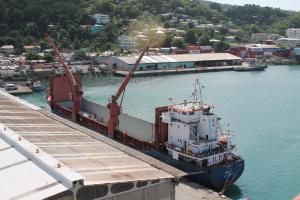 Photo of PERA ship