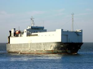 Photo of IVAN ship