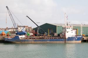 Photo of DAVID CHURCH ship