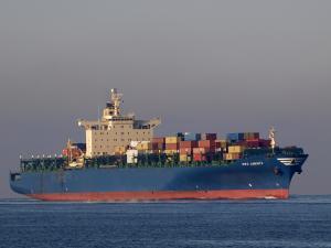 Photo of CREED ship