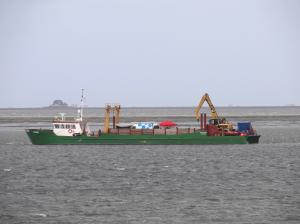 Photo of CATJAN ship