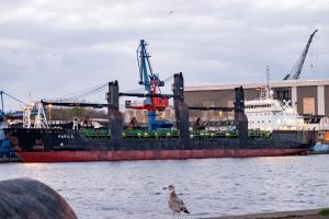 Photo of PASILA ship