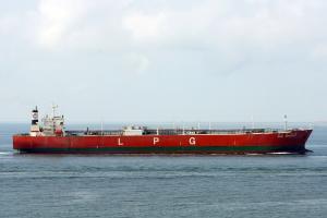 Photo of MING DE ship