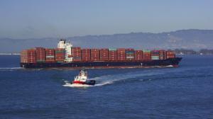 Photo of ZIM ASIA ship