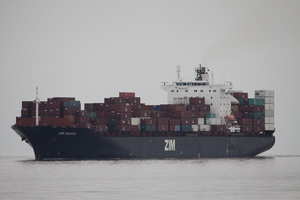 Photo of ZIM PACIFIC ship