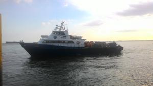 Photo of CB MALEO ship