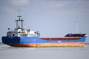 Photo of ANJA ship
