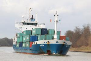 Photo of ANJA ship