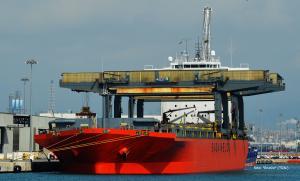 Photo of SAGA MONAL ship