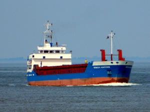 Photo of REBECCA HAMMANN ship