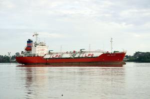Photo of GAS.MELAWI ship