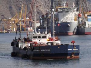 Photo of SPABUNKER 61 ship
