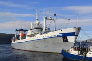 Photo of KAPITAN SULIMOV ship