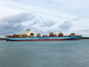 Photo of SUSAN MAERSK ship