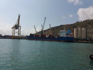Photo of LAIME ship
