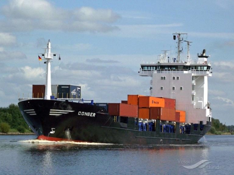 CONGER (MMSI: 304616000) ; Place: Kiel_Canal