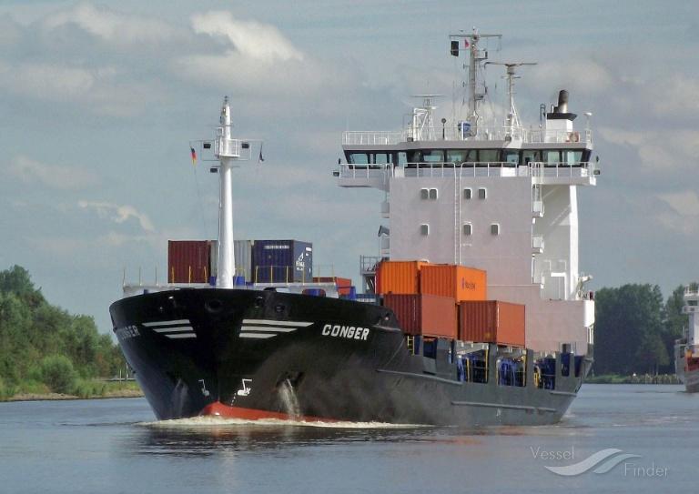 CONGER (MMSI: 304616000) ; Place: Kiel_Canal/ Germany