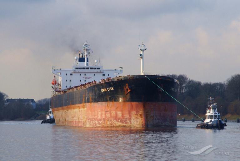 GASPAR (MMSI: 538002422) ; Place: Kiel Canal, Germany