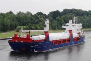 Photo of OCEAN TRADE ship