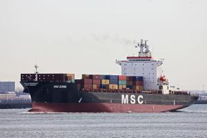 MSC KOREA (IMO 9123154) Photo