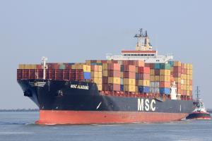 MSC ALABAMA (IMO 9123166) Photo