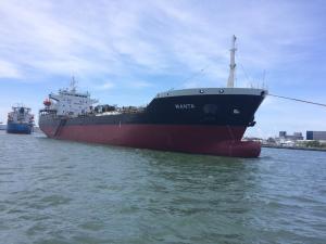 Photo of MANTA ship