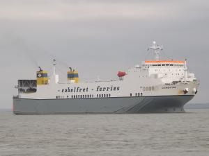 Photo of CLEMENTINE ship
