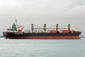 Photo of CHALOTHORN NAREE ship