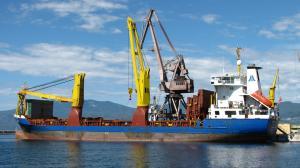 Photo of HAN XIN ship