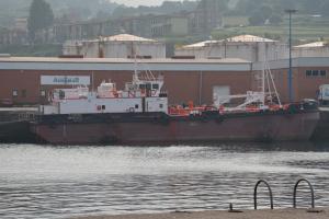 Photo of SOBIA ship