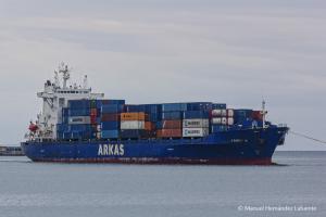 Photo of TOMRIZ A ship