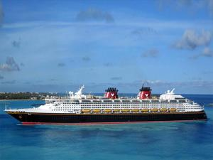 vessel photo DISNEY WONDER