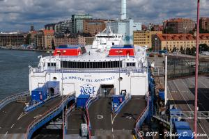 Photo of STENA CARISMA ship