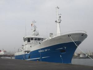 Photo of NANOQ ship