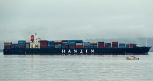 Photo of HANJIN LOS ANGELES ship