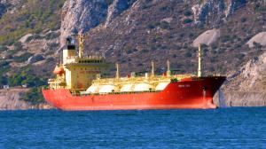 Photo of SENNA 8 ship
