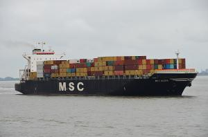 Photo of MSC ALEXA ship