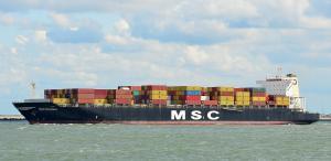 Photo of MSC RAFAELA ship