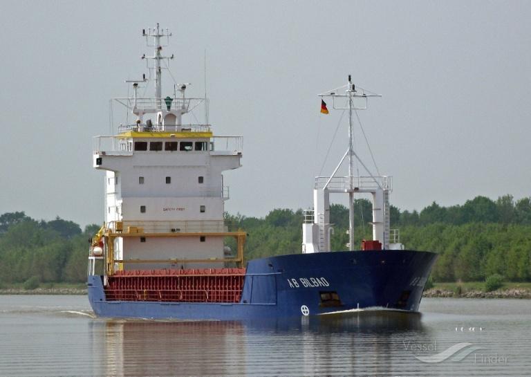 KAJA (MMSI: 229860000) ; Place: Kiel_Canal/ Germany