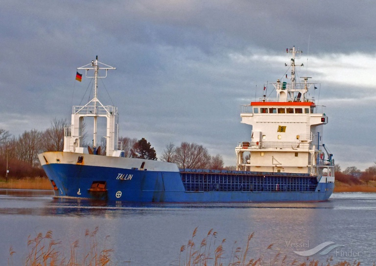 ALLIN (MMSI: 357509000) ; Place: Kiel_Canal/ Germany