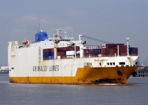 Photo of GRANDE AMERICA ship