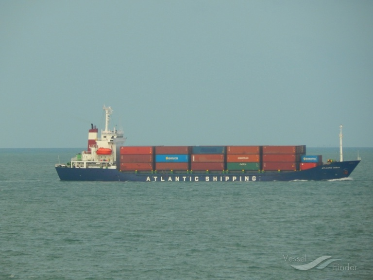 ATLANTIC OCEAN, Container Ship - Details and current position - IMO