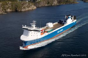 Photo of SC CONNECTOR ship