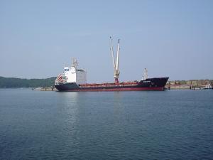 Photo of USSURI ship